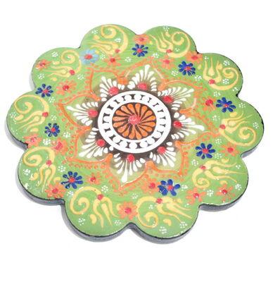 16 cm Dantel Desen Seramik Nihale 3314